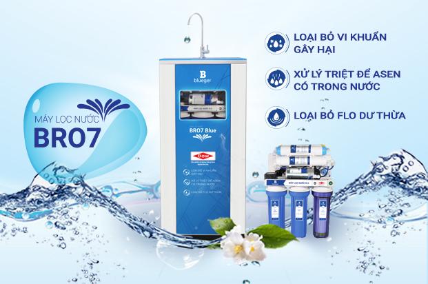Máy lọc nước R.O